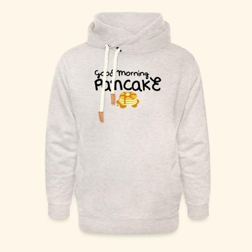 Good Morning Pancake Mug - Unisex Shawl Collar Hoodie