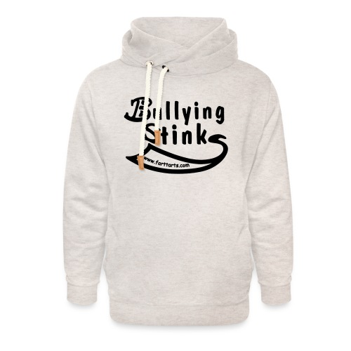 Bullying Stinks! - Unisex Shawl Collar Hoodie