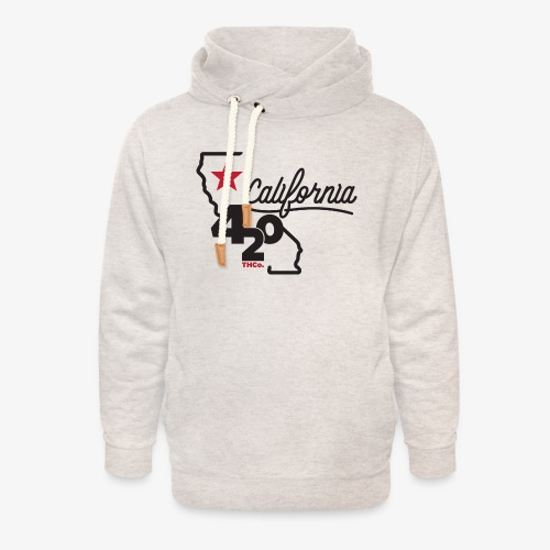 California 420 - Unisex Shawl Collar Hoodie
