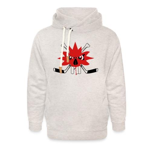 Canadian-Punishment_t-shi - Unisex Shawl Collar Hoodie