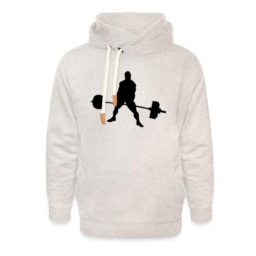 Powerlifting - Unisex Shawl Collar Hoodie