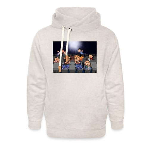 A Night at the Movies - Unisex Shawl Collar Hoodie