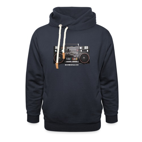 Helix HX 4700 Boombox Magazine T-Shirt - Unisex Shawl Collar Hoodie