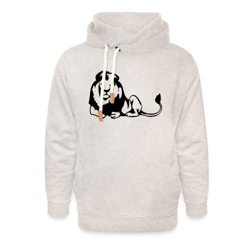 lions - Unisex Shawl Collar Hoodie