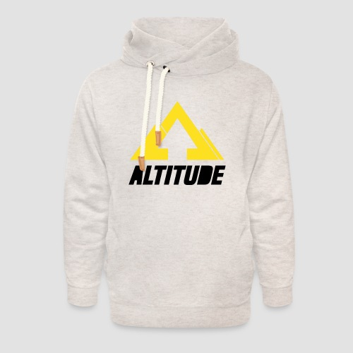 Empire Collection - Yellow 2 - Unisex Shawl Collar Hoodie