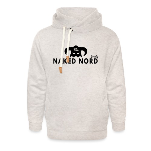 The Naked Nord Society - Unisex Shawl Collar Hoodie