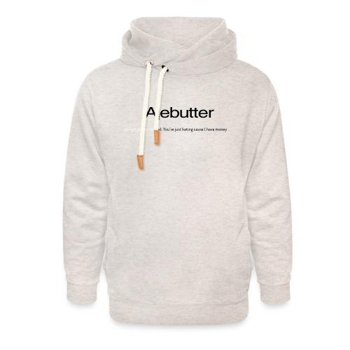 ajebutter - Unisex Shawl Collar Hoodie