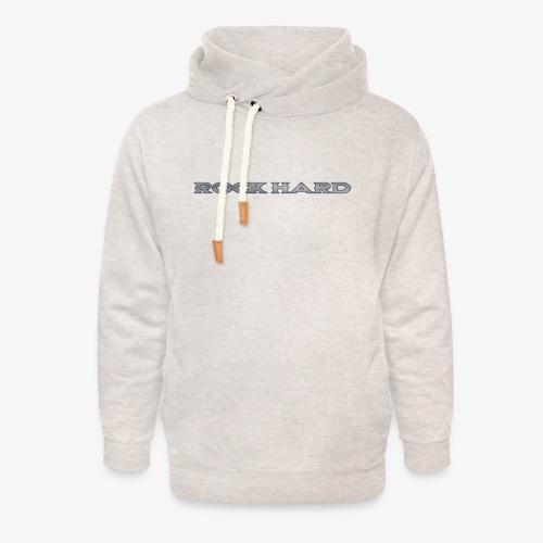 ROCK HARD - Unisex Shawl Collar Hoodie