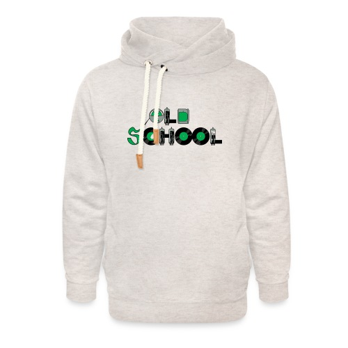 Old School Music - Unisex Shawl Collar Hoodie