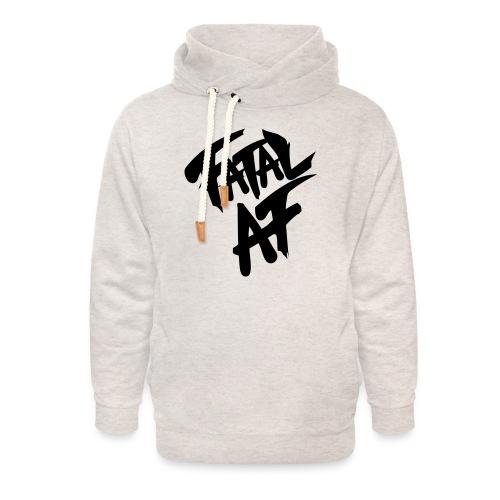 fatalaf - Unisex Shawl Collar Hoodie