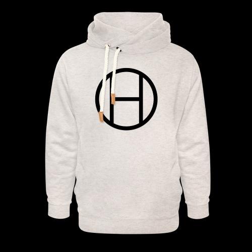 logo premium tee - Unisex Shawl Collar Hoodie
