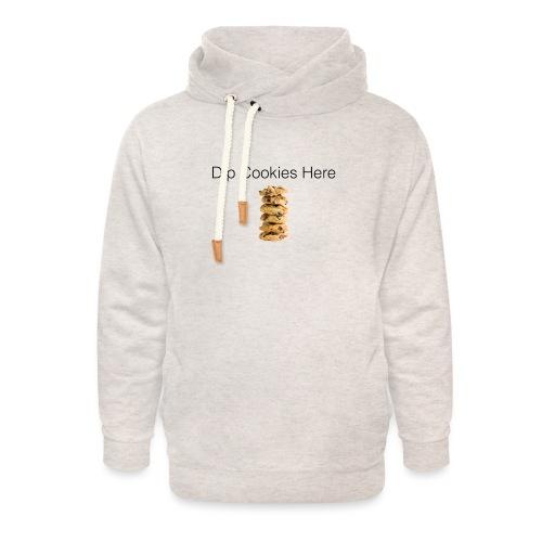 Dip Cookies Here mug - Unisex Shawl Collar Hoodie
