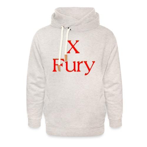 X Fury - Unisex Shawl Collar Hoodie