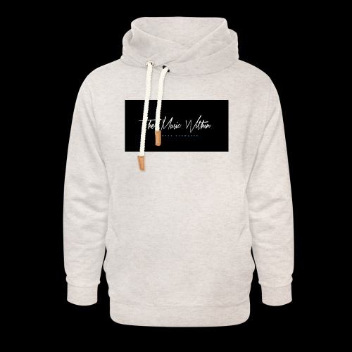 the music within mens hoodie - Unisex Shawl Collar Hoodie