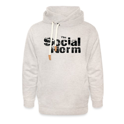 The Social Norm Official Merch - Unisex Shawl Collar Hoodie