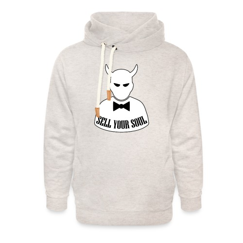 Sell Your Soul - Unisex Shawl Collar Hoodie