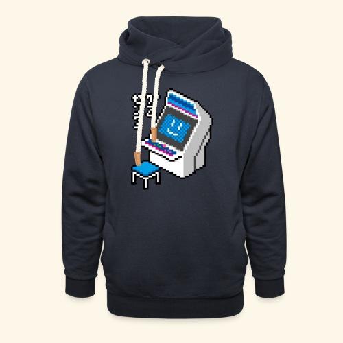 Pixelcandy_BC - Unisex Shawl Collar Hoodie