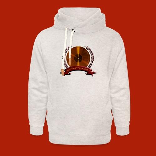 WITNESSTHEFAME SEAL - Unisex Shawl Collar Hoodie