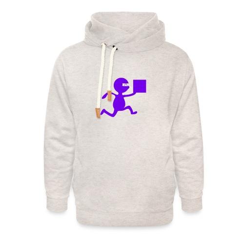 FedEx Ninja - Unisex Shawl Collar Hoodie