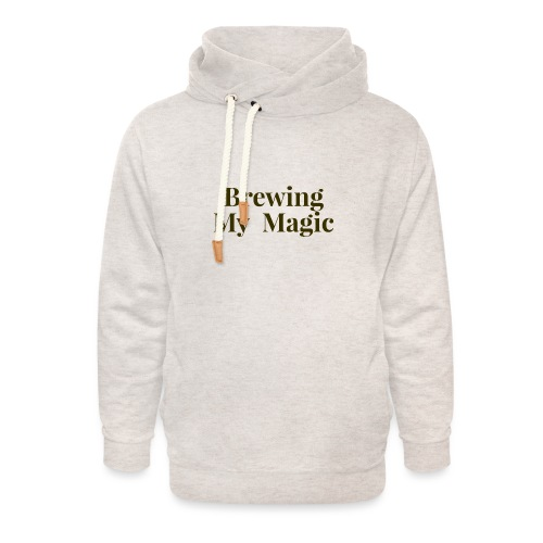 Brewing My Magic Women's Tee - Unisex Shawl Collar Hoodie