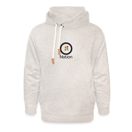 Reaper Nation - Unisex Shawl Collar Hoodie