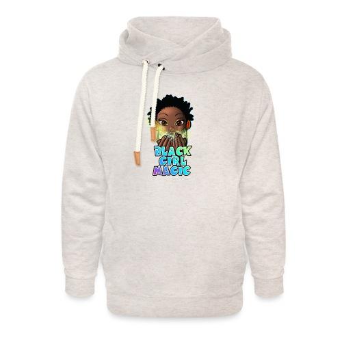 Black Girl Magic - Unisex Shawl Collar Hoodie