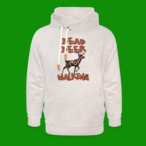Dead Deer Walking - Unisex Shawl Collar Hoodie