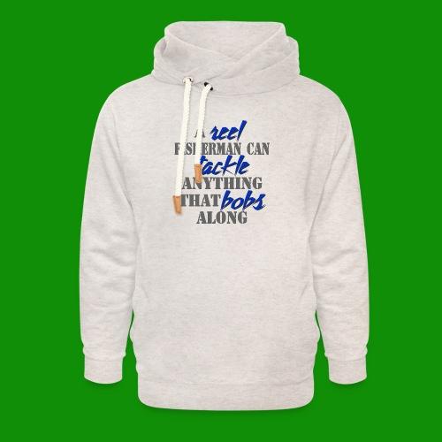 Reel Fisherman - Unisex Shawl Collar Hoodie