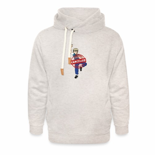 Cookout cancelled - Unisex Shawl Collar Hoodie