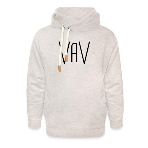 VaV.png - Unisex Shawl Collar Hoodie