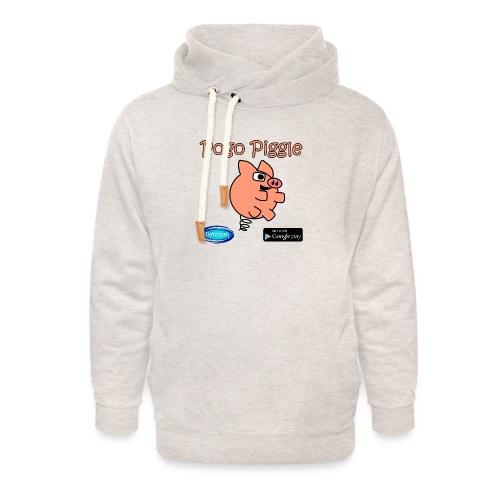 Pogo Piggle - Unisex Shawl Collar Hoodie