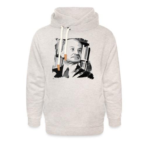 Ludwig von Mises Libertarian - Unisex Shawl Collar Hoodie