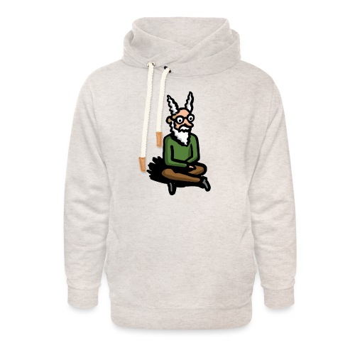 The Zen of Nimbus t-shirt / Nimbus in color - Unisex Shawl Collar Hoodie