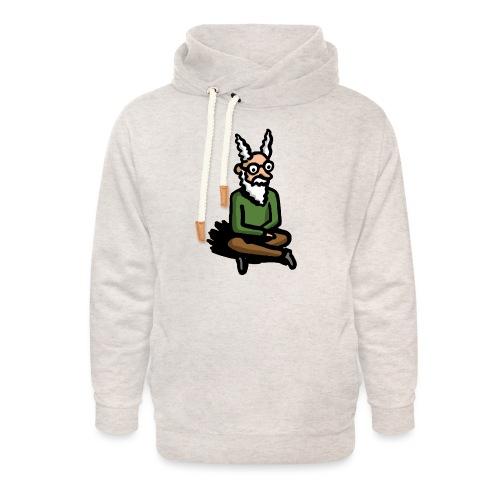 The Zen of Nimbus t-shirt / Nimbus in color - Unisex Shawl Collar Hoodie