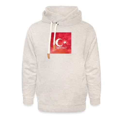 TurkiyeCraft - Unisex Shawl Collar Hoodie