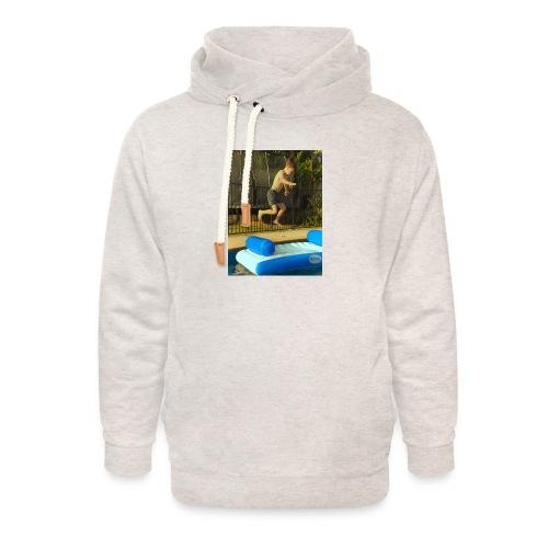 jump clothing - Unisex Shawl Collar Hoodie