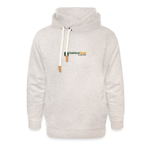 Outdoor Gear Australia - Unisex Shawl Collar Hoodie