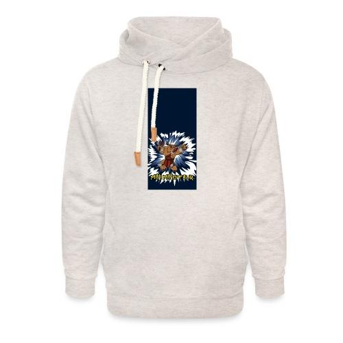 minotaur5 - Unisex Shawl Collar Hoodie