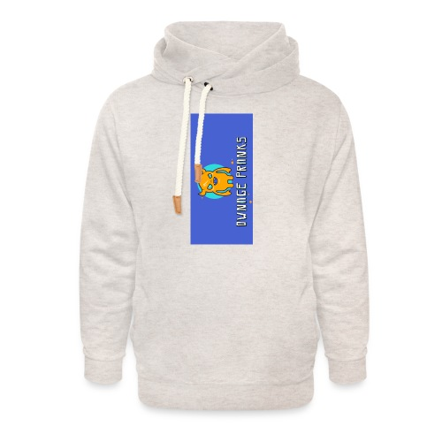 logo iphone5 - Unisex Shawl Collar Hoodie