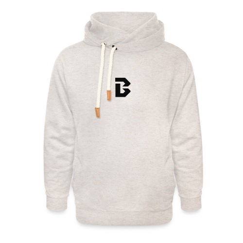 Click here for clothing and stuff - Unisex Shawl Collar Hoodie