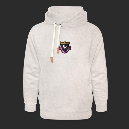 Puissant Royale Logo - Unisex Shawl Collar Hoodie