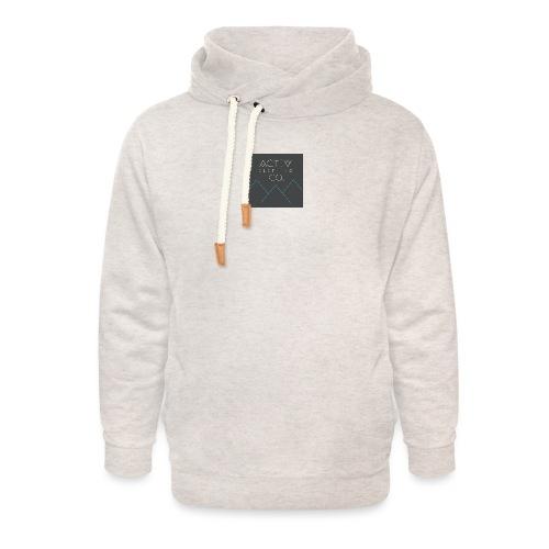 Activ Clothing - Unisex Shawl Collar Hoodie