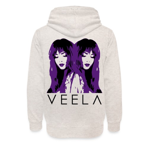 Double Veela Light Women's - Unisex Shawl Collar Hoodie