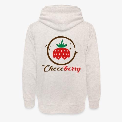 Chocoberry - Unisex Shawl Collar Hoodie