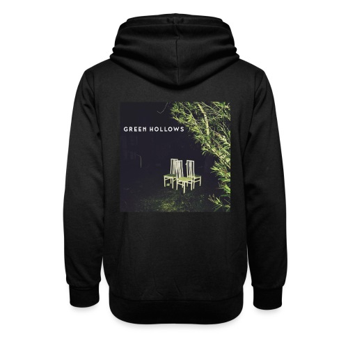 Green Hollows EP Special Merch - Unisex Shawl Collar Hoodie
