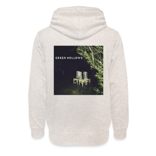 Green Hollows EP Special Merch - Unisex Shawl Collar Hoodie