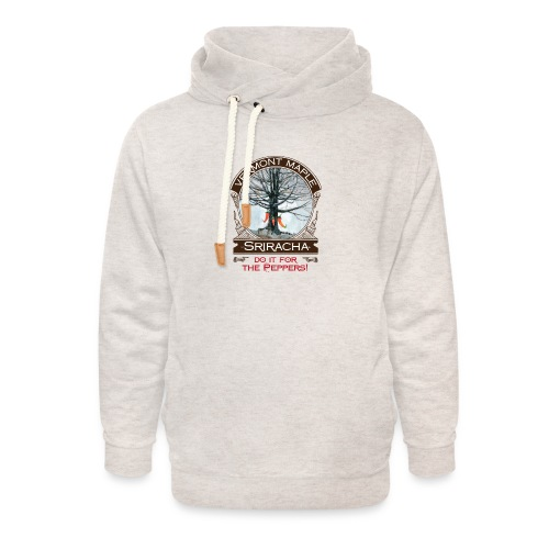 Vermont Maple Sriracha - Unisex Shawl Collar Hoodie