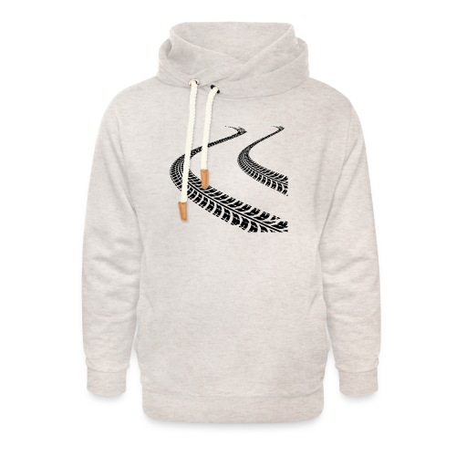 Cone Killer Women's T-Shirts - Unisex Shawl Collar Hoodie