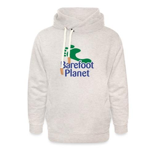 Barefoot Running 1 Women's T-Shirts - Unisex Shawl Collar Hoodie