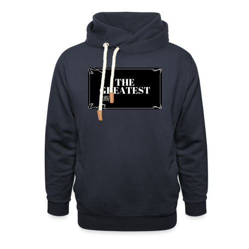 MOTIVATION / AFFIRMATION - Shawl Collar Hoodie
